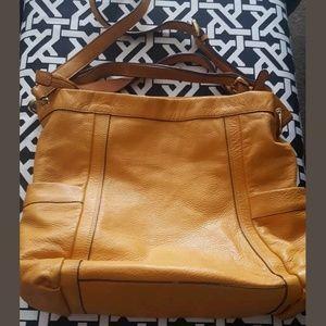 Presa Leather 3-Way Purse